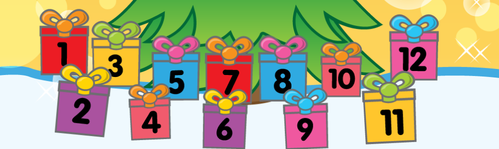 Phonics activities for Christmas header