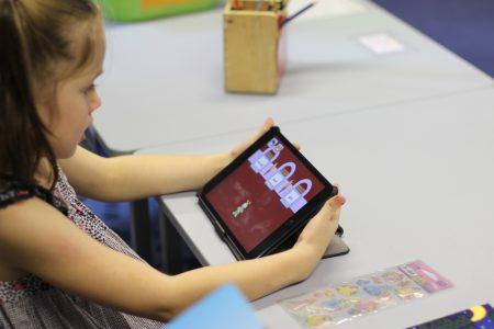 ipad reading group activity